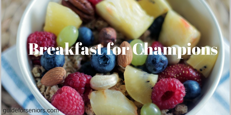 Breakfast for Champions: Recipes for an Energy-Filled Day
