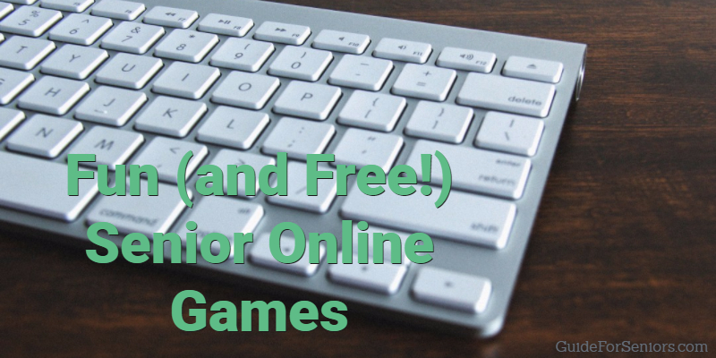 Fun (and Free!) Senior Online Games