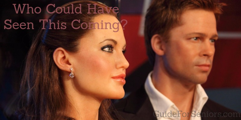 Angelina Jolie and Brad Pitt – Who Could Have Seen This Coming?