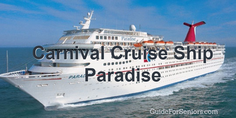 Carnival Paradise Cruise, Let's Go!
