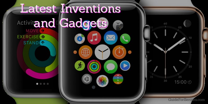 Latest Inventions Gadgets for Seniors