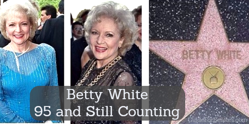 Betty White is 95!