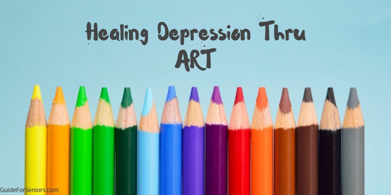 Healing Depression thru Art