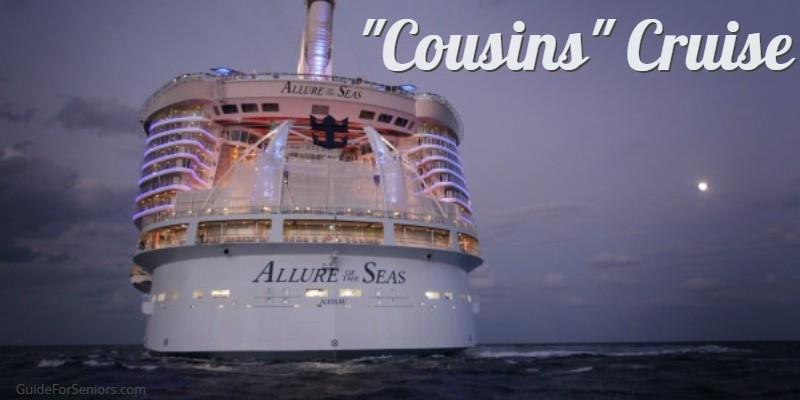 Royal Caribbean Cruise Ship-Allure of the Seas