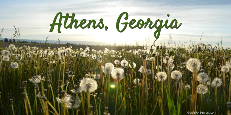 Athens GA – Visit And Be Wowed!