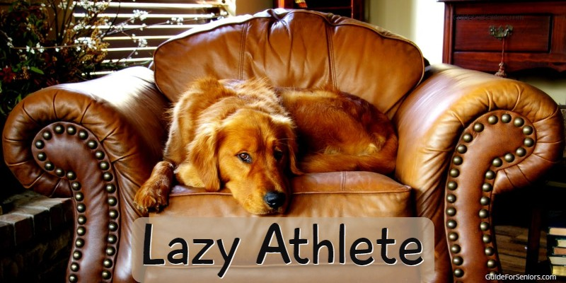 I Am An Armchair Athlete