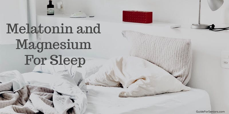 Taking Magnesium with Melatonin