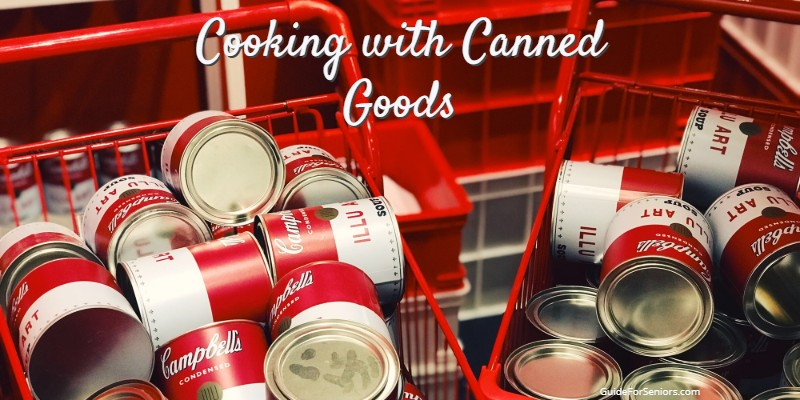 Recipes and Canned Goods
